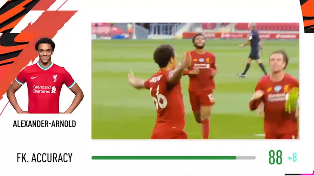 FIFA 21 Moments significatifs