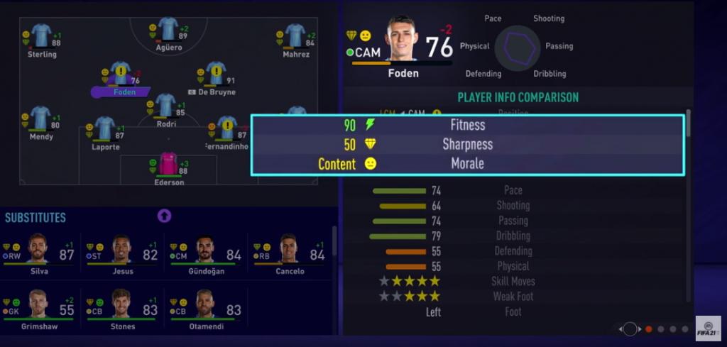 Bande-annonce FIFA 21