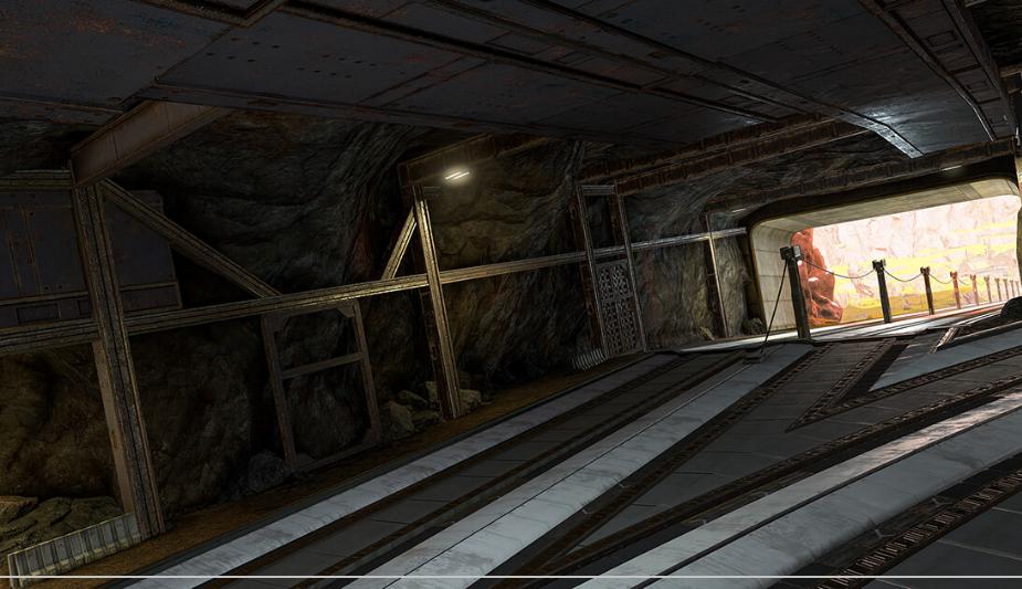 Tunnels de légendes aPEX
