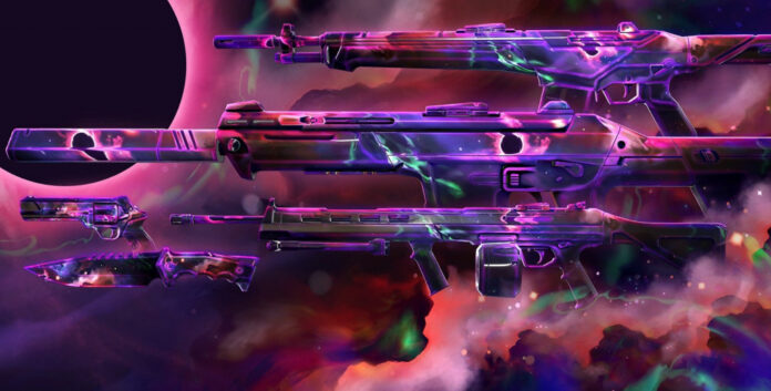 Prix et tous les skins d'armes