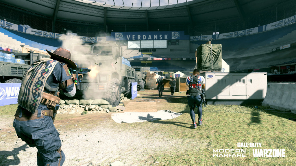 Gunfight week-end gratuit Warzone, Saison 5 rechargée, Warzone saison 5 rechargée, Warzone FiNN, Warzone Games of Summer, Modern Warfare Games of Summer