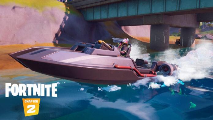 Bateaux à moteur Fortnite désactivés en raison de plusieurs problèmes