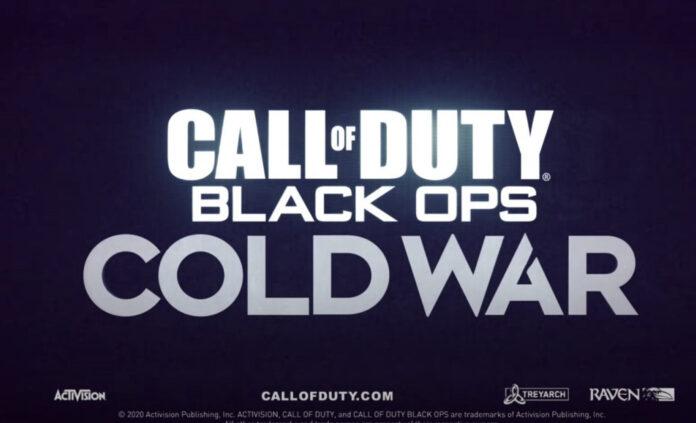 Black Ops Cold War officiellement dévoilé, une révélation complète aura lieu avec l'événement Warzone en jeu