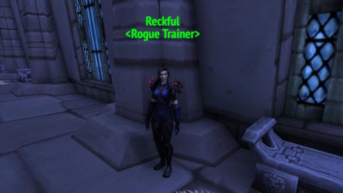 Blizzard honore Reckful en l'ajoutant en tant que dresseur de voyous à Shadowlands