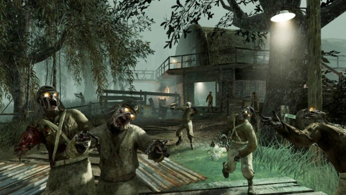 COD Mobile Attack of the Undead zombies release
