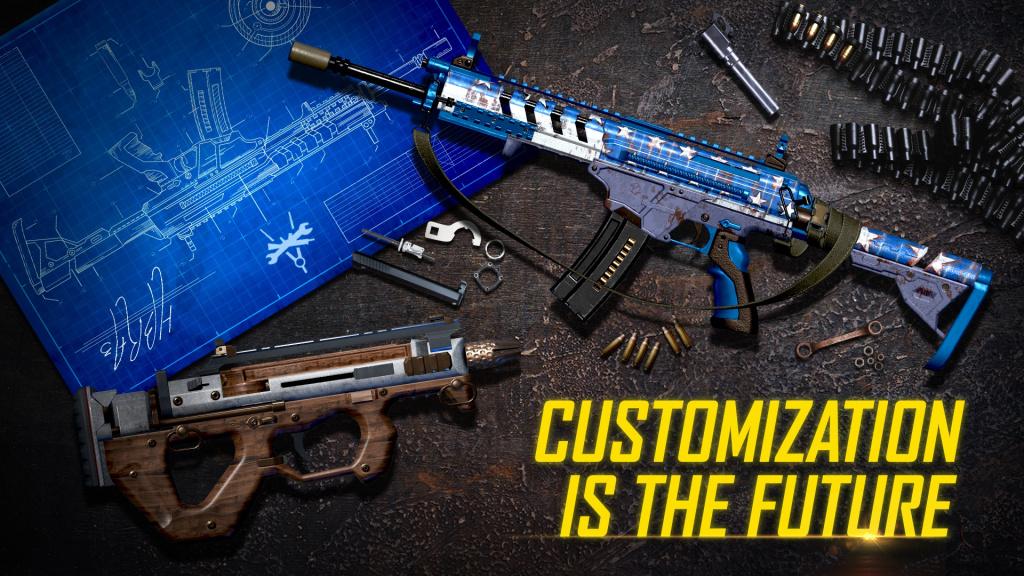COD Mobile Season 9 Gunsmith nouveau type d'arme