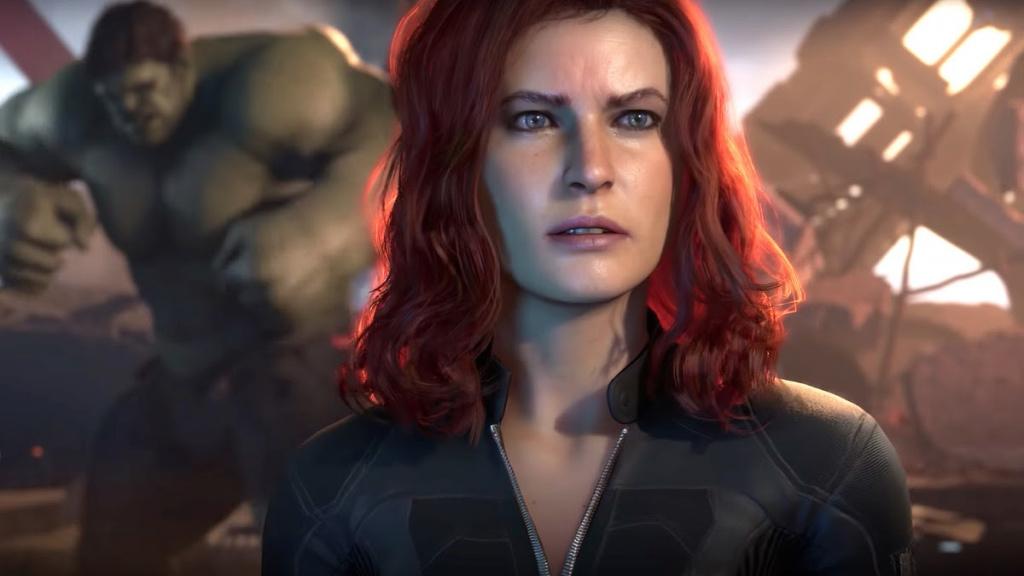 Marvel Avengers A-Day Black Widow Iron Man débloquer