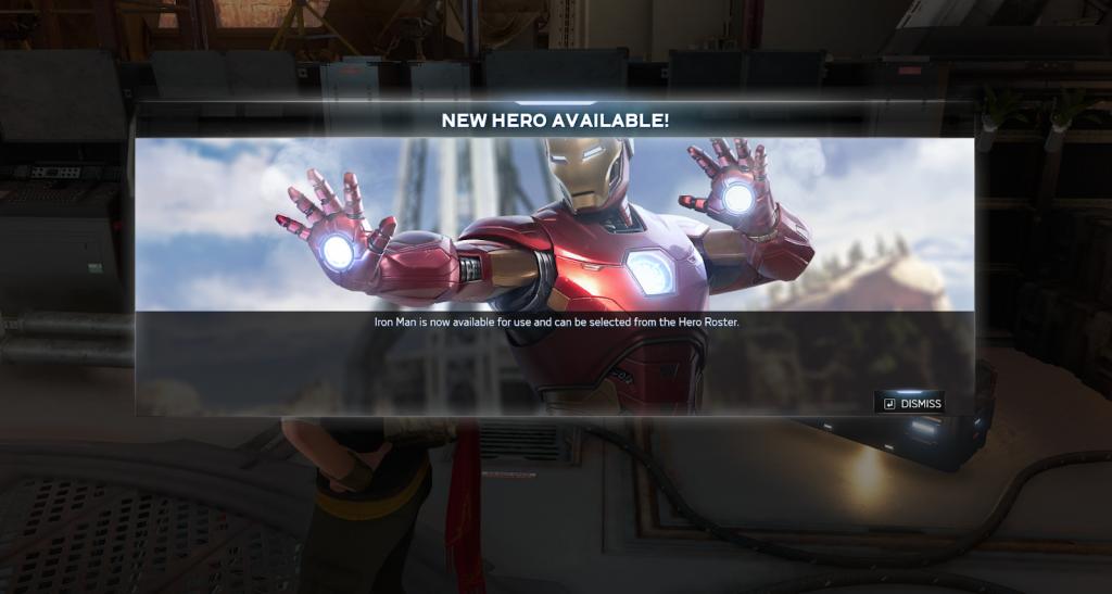 Marvel Avengers comment débloquer Iron Man et la veuve noire