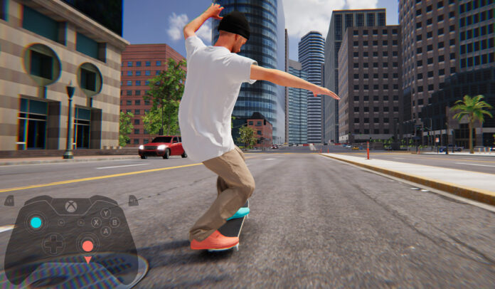 How to do a manual in Skater XL