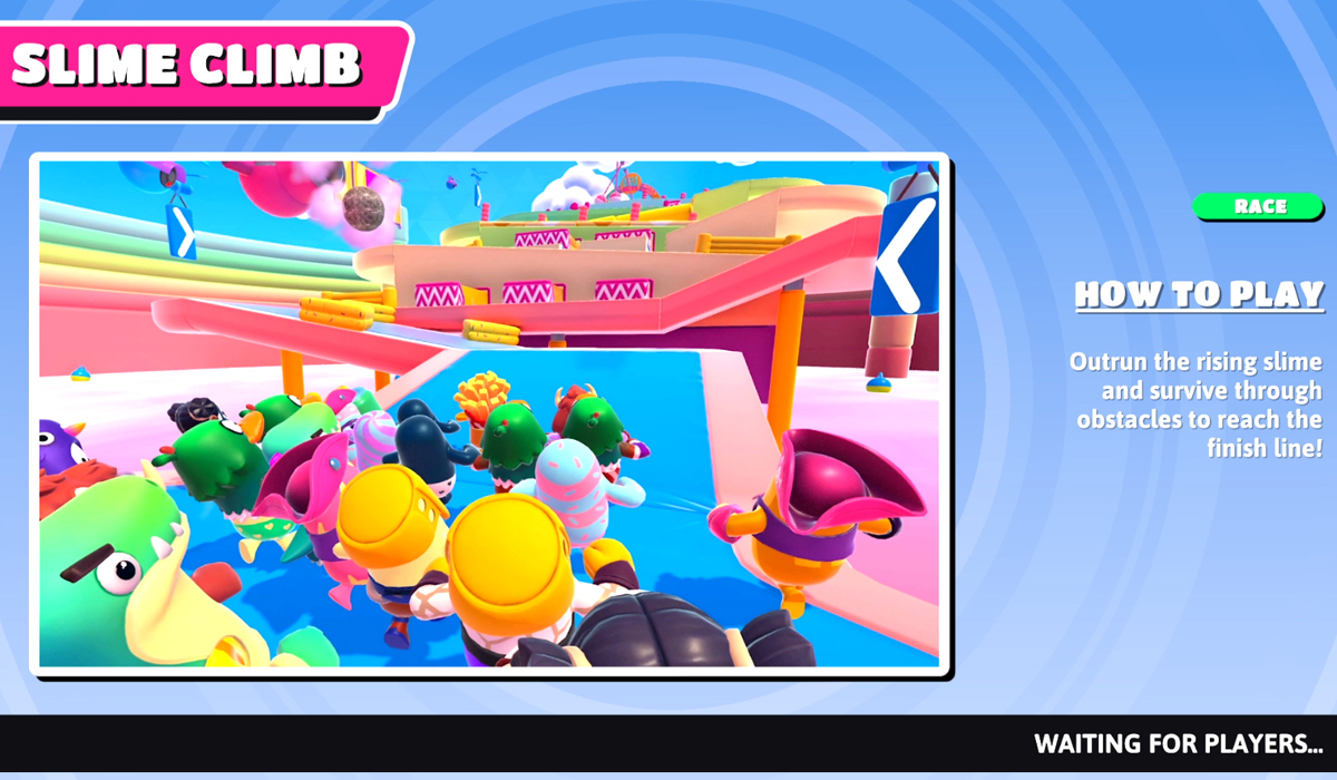 Comment gagner Slime Climb in Fall Guys Strategy Guide