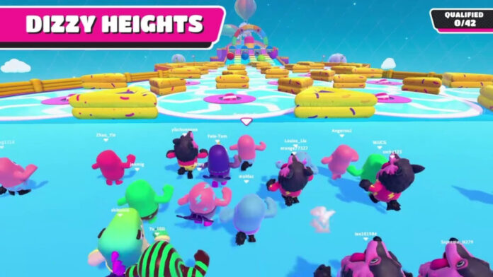 Dizzy heights fall guys, dizzy heights guide