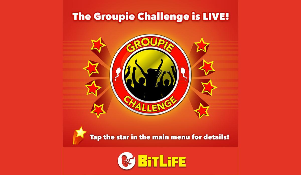 Comment terminer le Groupie Challenge dans BitLife