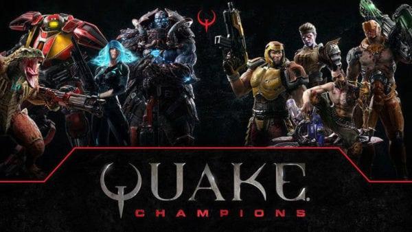 Débloquez tous les Quake Champions gratuitement pendant le week-end QuakeCon et gardez-les pour toujours