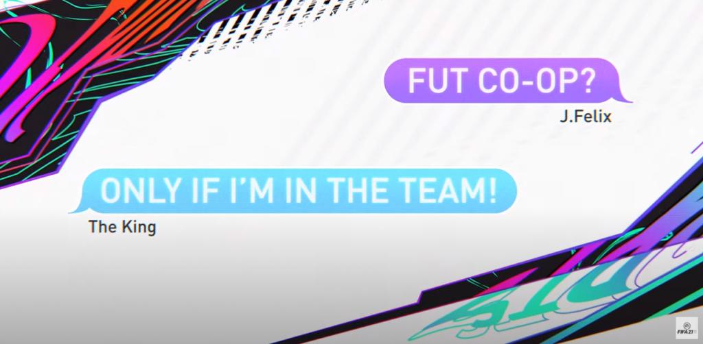 FUT Coop FIFA 21 Ultimate Team