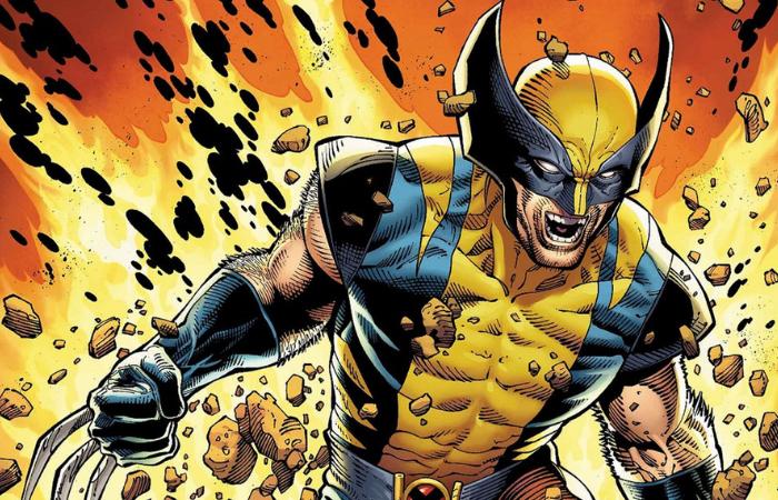 Wolverine Fortnite Saison 4