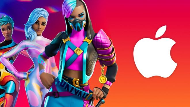 Epic Games Apple Google anti-trust case