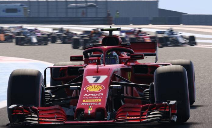 free game F1 2018 humble bundle
