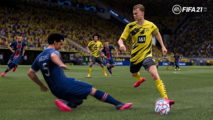 FIFA 21 ne présentera aucun script selon EA, affirme qu'aucun titre ne l'a jamais fait