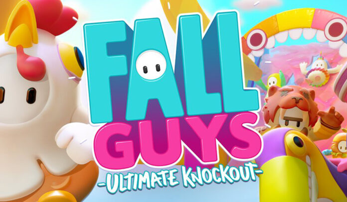 Fall Guys Ultimate Knockout Servers Down