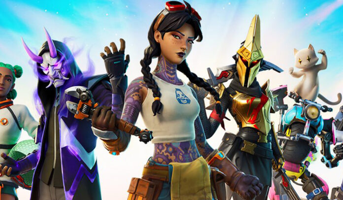 Fortnite est maintenant parti du Google Play Store