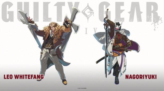 Guilty Gear Strive confirmé pour PS5 et PC alors que Arc System Works révèle deux autres personnages