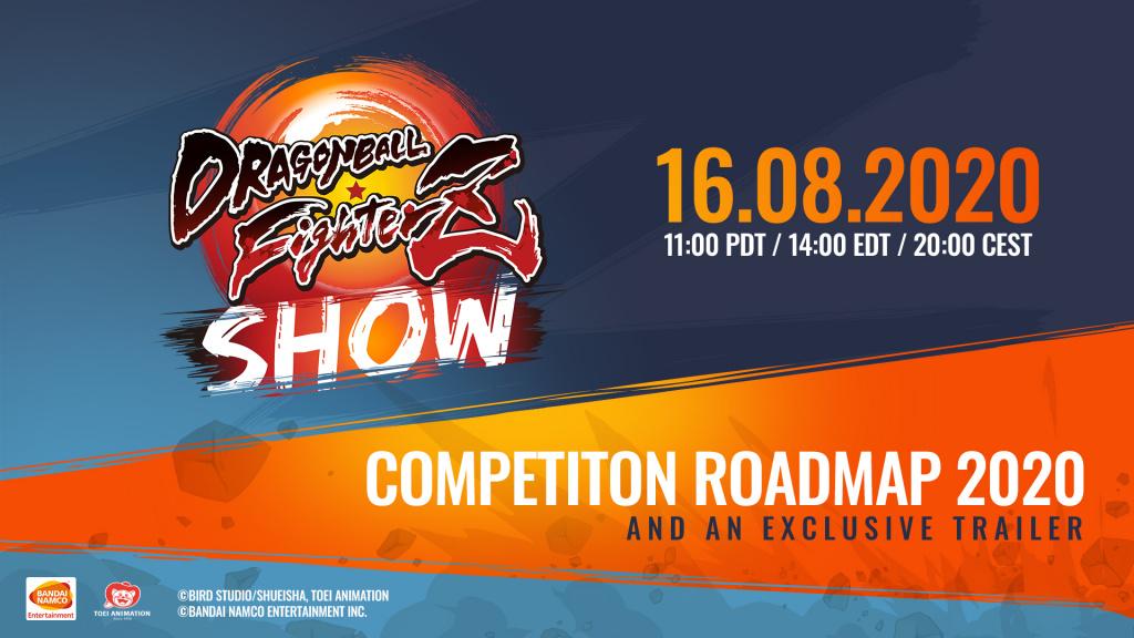 Spectacle de Dragon Ball FighterZ