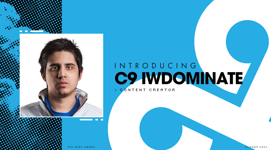 IWdominate Cloud9