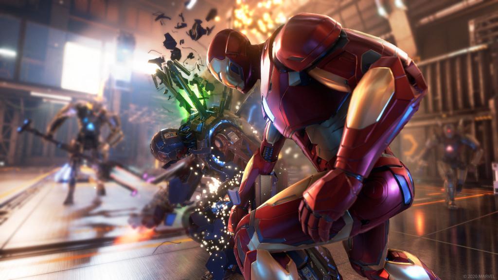 Espace disque dur requis pour PC Marvel's Avengers