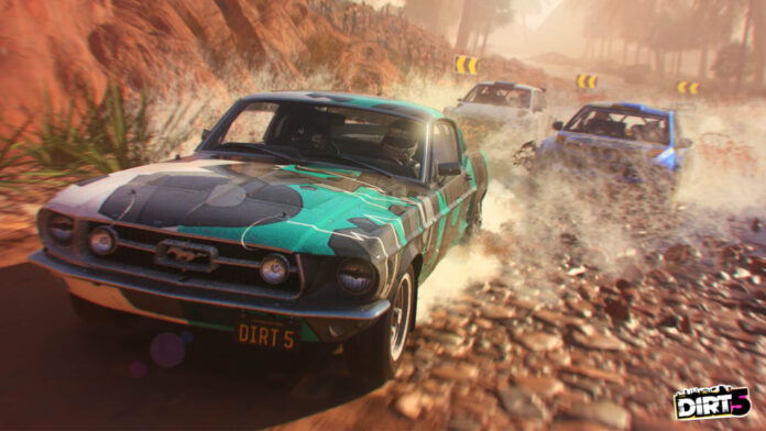 Dirt 5 pc system requirements file size