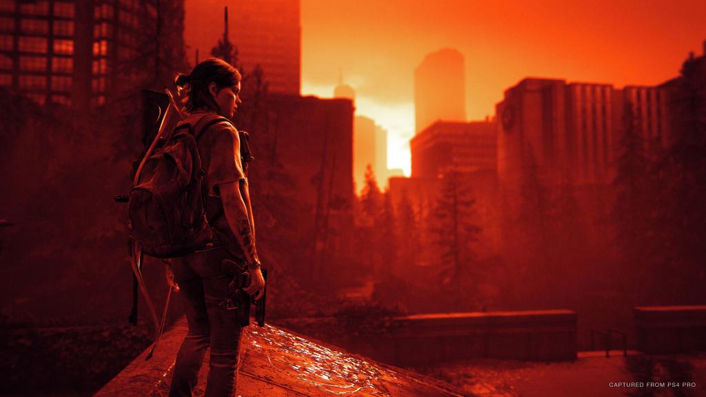 Mise à jour de The Last Of Us Part 2