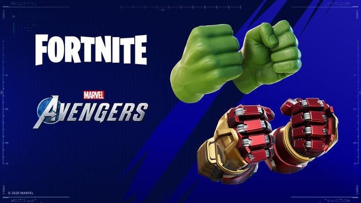 Pioche Fortnite Hulk