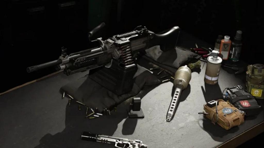 Balance des armes du patch Modern Warfare Warzone