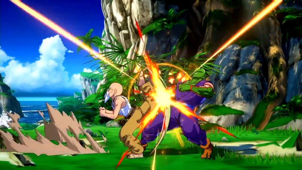Maître Roshi Dragon Ball FighterZ