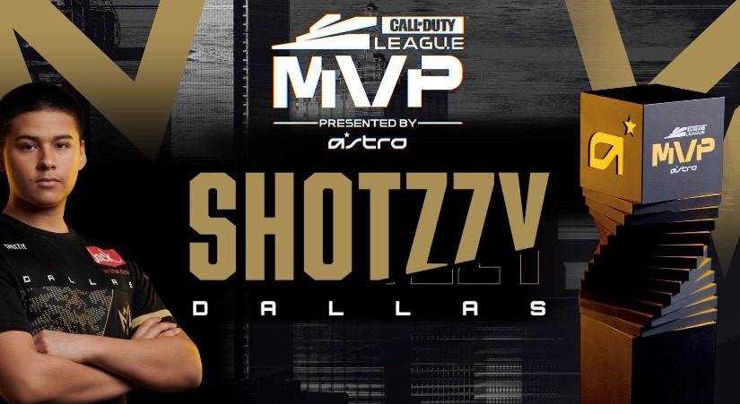 Shotzzy remporte le MVP