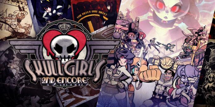 Skullgirls Mike Z