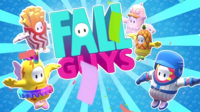 Fall guys statistics, how many people have fallen in Fall Guys