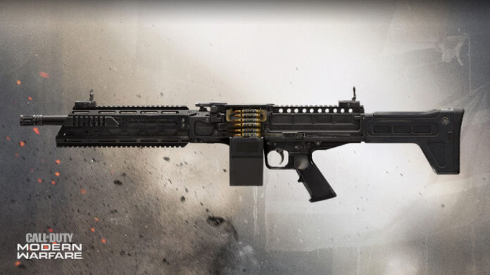 FiNN LMG Loadout and attachments