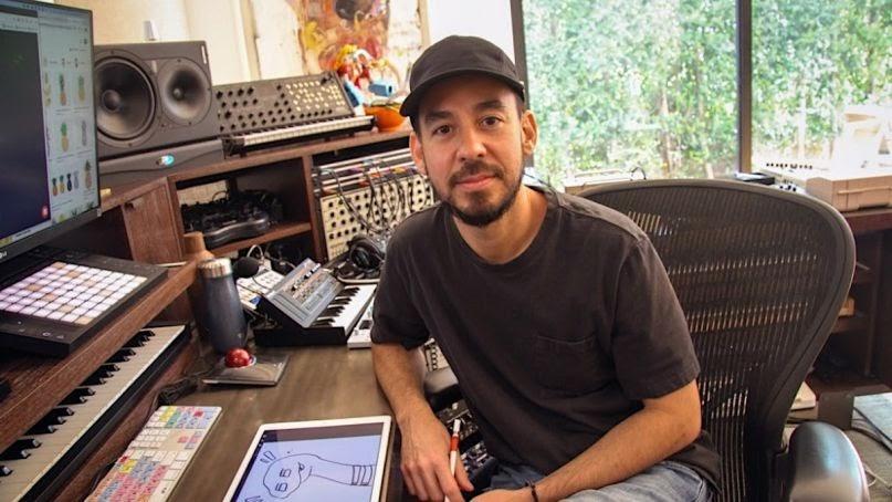 Mike Shinoda Gamescom 2020
