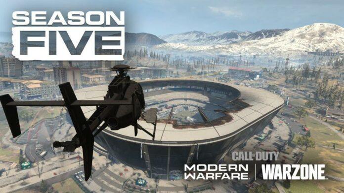 Modern Warfare and Warzone Update 1.24 Notes de mise à jour et playlist révélées