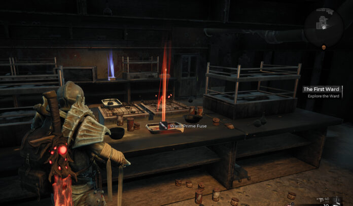 Where to find the Ward Prime Fuse in Remnant From the Ashes