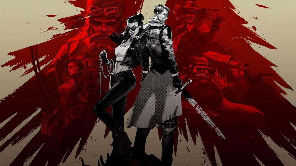 Jeux gratuits Epic Games Store God's Trigger Enter the Gungeon