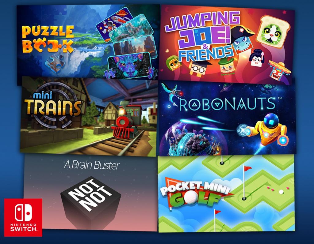 jeux de commutateur gratuits nintendo eshop