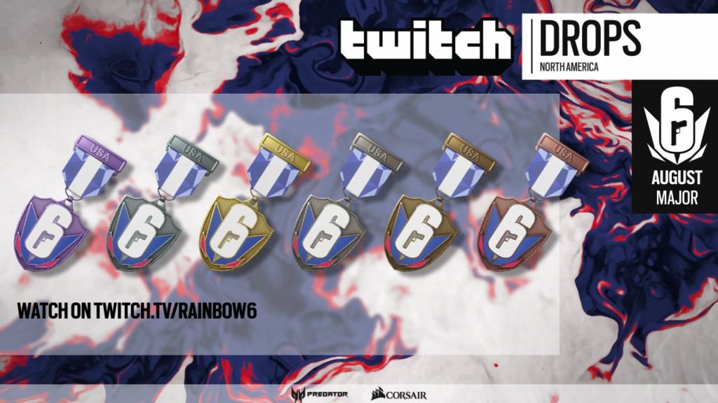 Rainbow Six Siege Twitch tombe