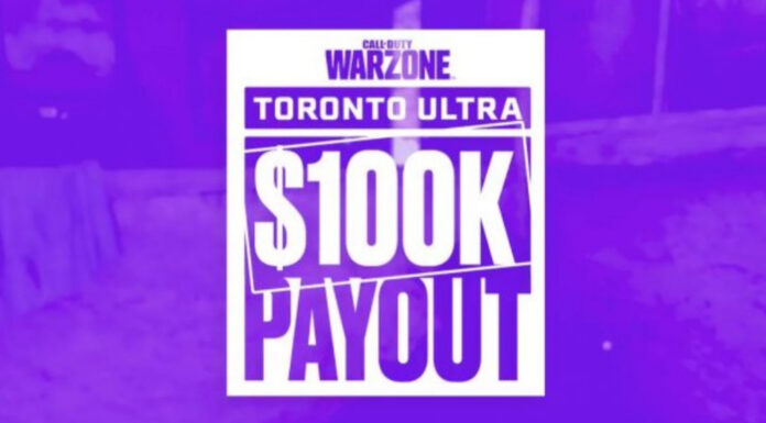 Toronto Ultra Warzone prize pool schedule how to watch format teams results