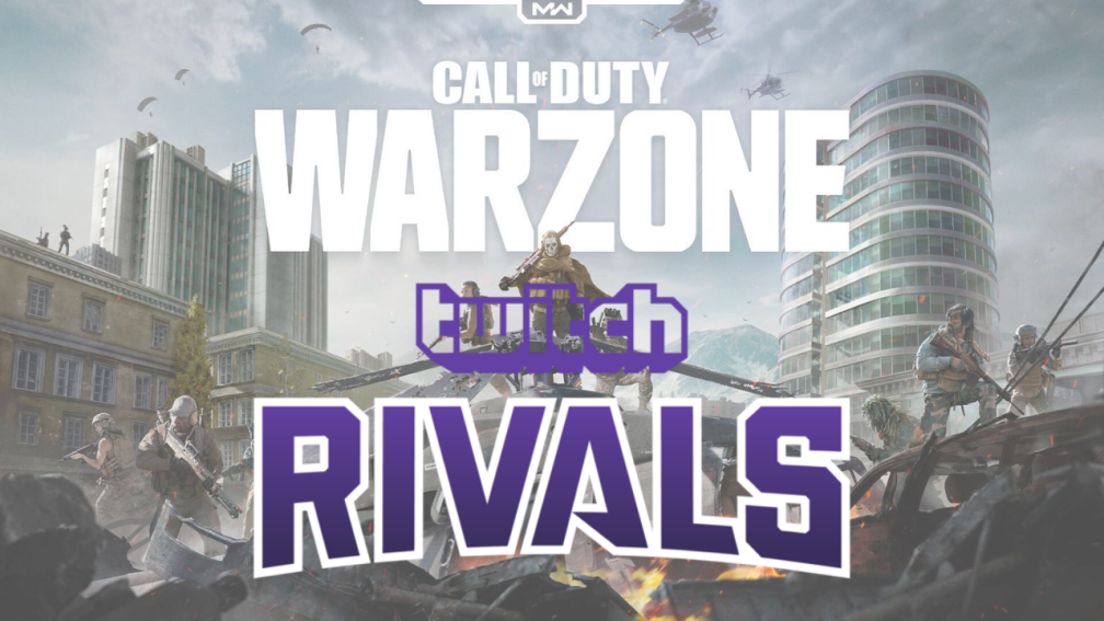 Twitch Rivals Call of Duty Warzone Showdown 3 Calendrier des équipes de cagnotte comment regarder