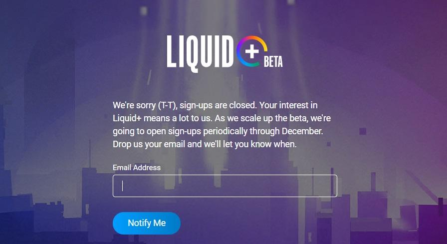 Comment rejoindre Liquid + beta Qu'est-ce que c'est Team Liquid