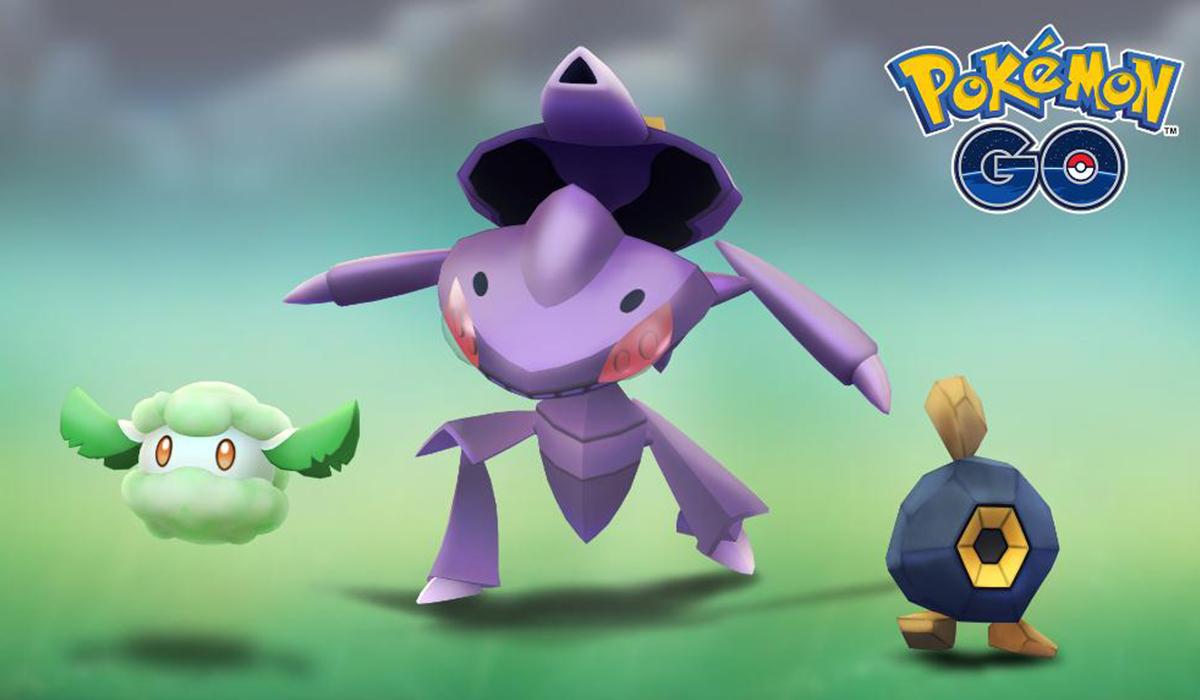 Recherche sur le terrain de la semaine Unova dans Pokemon Go