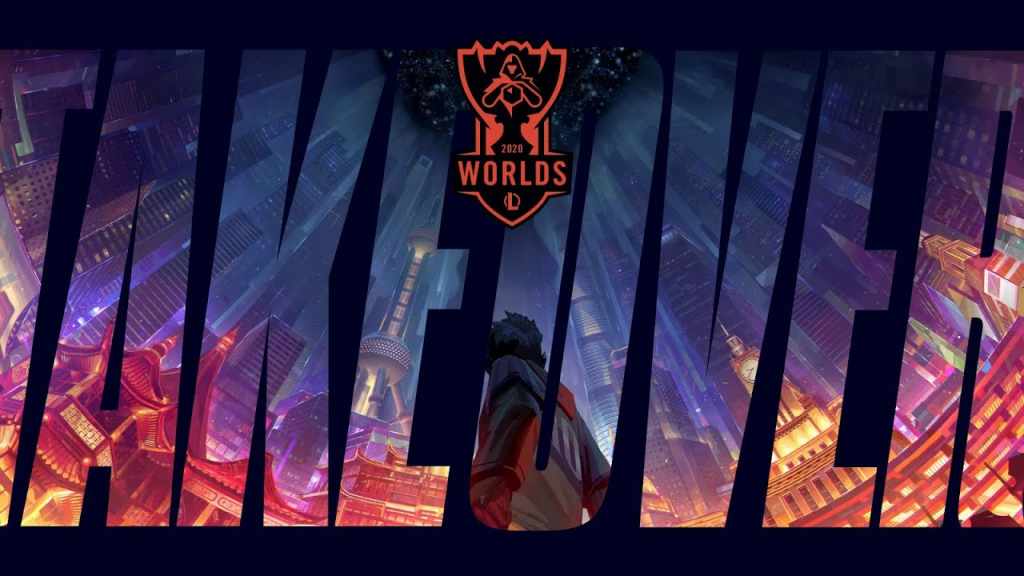 LOL Worlds 2020 Riot Games League of Legends