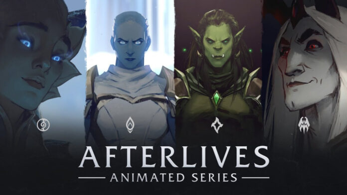 Série animée Shadowlands Afterlives: comment regarder