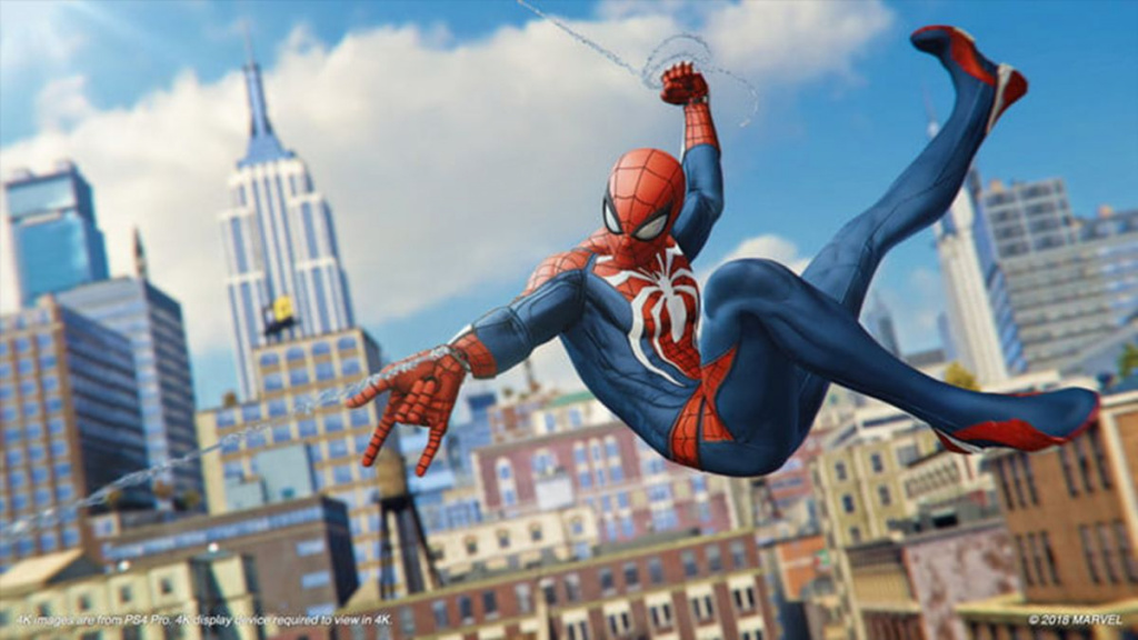 Droits Sony de Spider-Man